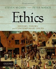 Ethics 5th Edition 9780199797264 0199797269