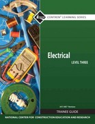 Electrical Level 3 Trainee Guide, 2011 NEC Revision, Paperback 7th Edition 9780132569552 0132569558