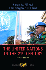 The United Nations in the 21st Century 4th Edition 9780813345383 0813345383