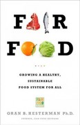 Fair Food 1st Edition 9781610391023 1610391020