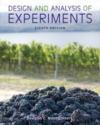 design and analysis of experiments 8th edition solutions pdf