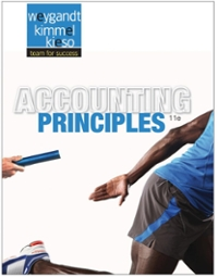 Accounting Principles 11th Edition 9781118130032 1118130030