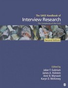 The SAGE Handbook of Interview Research 2nd edition 9781412981644 1412981646