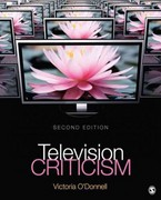 Television Criticism 2nd Edition 9781412991056 1412991056