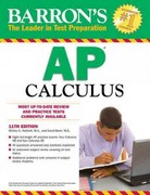 Barron's AP Calculus, 11th Edition 11th edition 9780764146930 0764146939