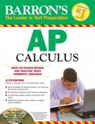 Barron's AP Calculus with CD-ROM, 11th Edition 11th edition 9781438071275 1438071272