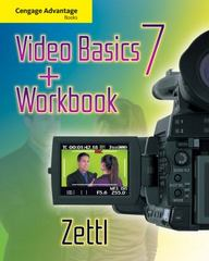 Cengage Advantage Books: Video Basics including Workbook 7th edition 9781111837112 1111837112