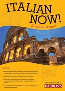 Italian Now! Level 1 2nd Edition 9781438000060 1438000065