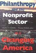 Philanthropy and the Nonprofit Sector in a Changing America 0 9780253214836 0253214831