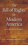 The Bill of Rights in Modern America 2nd edition 9780253219916 0253219914