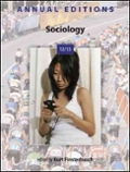 Annual Editions: Sociology 12/13
