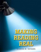 Making Reading Real 1st edition 9780132423106 0132423103