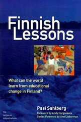 Finnish Lessons 1st Edition 9780807752579 0807752576