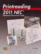 Printreading Based on the 2011 NEC 1st edition 9780826915696 0826915698