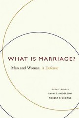 What Is Marriage 1st Edition 9781594036224 1594036225