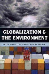 Globalization and the Environment 1st Edition 9780742556591 074255659X