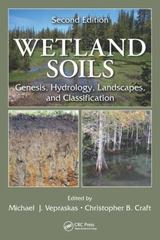 Wetland Soils 2nd Edition 9781439896983 1439896984