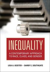 Inequality 1st Edition 9780521680028 0521680026