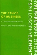 Elements of Ethics in Businesspb 1st Edition 9780742561625 0742561623