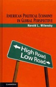 American Political Economy in Global Perspective 1st Edition 9781139227926 1139227920