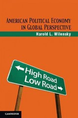 American Political Economy in Global Perspective 1st Edition 9781107638952 110763895X