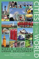 Cities of the World 5th Edition 9781442212848 1442212845