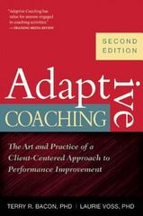 Adaptive Coaching 2nd Edition 9781904838241 1904838243