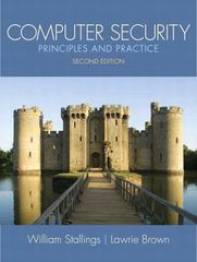 Computer Security 2nd Edition 9780132775069 0132775069