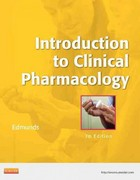 Introduction to Clinical Pharmacology 7th Edition 9780323073981 0323073980