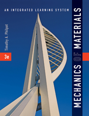 Mechanics of Materials 3rd Edition 9781118083475 1118083474