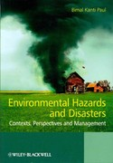 Environmental Hazards and Disasters 1st Edition 9780470660010 0470660015
