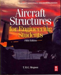 Aircraft Structures for Engineering Students 5th edition 9780080969053 0080969054