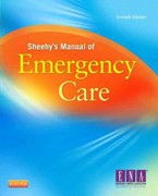 Sheehy's Manual of Emergency Care 7th Edition 9780323078276 0323078273