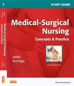 Study Guide for Medical-Surgical Nursing: Concepts and Practice 2nd Edition 9781437722116 1437722113
