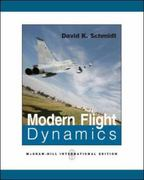 Modern Flight Dynamics 0th edition 9780071086806 0071086803