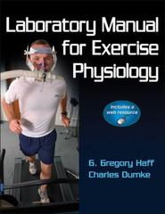Laboratory Manual for Exercise Physiology 1st Edition 9781450498364 1450498361