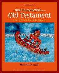 A Brief Introduction to the Old Testament 2nd edition 9780199830114 0199830118
