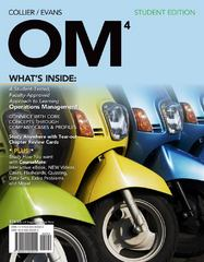 OM 4 (with Review Cards and CourseMate Printed Access Card) 4th Edition 9781133372424 1133372422