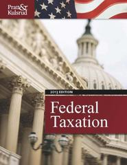 Federal Taxation 2013 (with H&R BLOCK  Home Tax Preparation Software CD-ROM and CPA Excel Printed Access Card) 7th Edition 9781133496236 1133496237