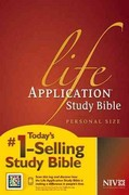 Life Application Study Bible NIV, Personal Size 1st Edition 9781414359816 1414359810