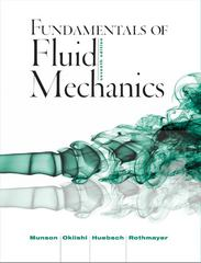 Fundamentals of Fluid Mechanics 7th Edition 9781118116135 1118116135