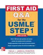 First Aid Q&A for the USMLE Step 1, Third Edition 3rd Edition 9780071744027 0071744029