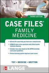 Case Files Family Medicine, Third Edition 3rd Edition 9780071753951 0071753958