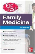 Family Medicine PreTest Self-Assessment And Review, Third Edition 3rd Edition 9780071760522 0071760520