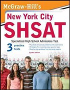 McGraw-Hill's New York City SHSAT 1st Edition 9780071772822 0071772820