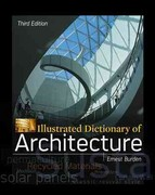 Illustrated Dictionary of Architecture, Third Edition 3rd Edition 9780071772938 0071772936