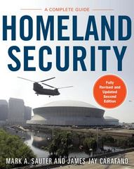Homeland Security: A Complete Guide 2/E 2nd Edition 9780071775106 0071775102