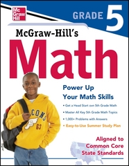 McGraw-Hill Math Grade 5 1st edition 9780071775588 0071775587