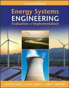 Energy Systems Engineering 2nd Edition 9780071787789 007178778X