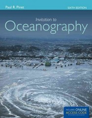 Invitation to Oceanography 6th Edition 9781449648022 1449648029